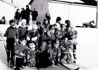 Activités - Hockey ext.
