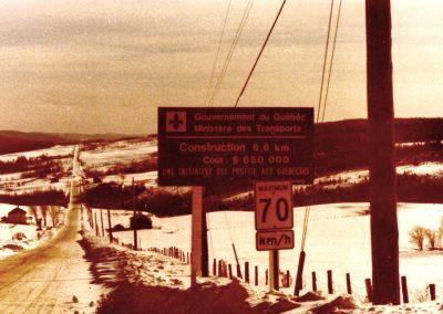 Auclair - Rang 12 et 13 Sud 1982