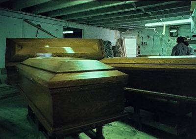 Cercueils BSL 2