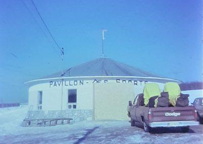 Pavillon des sports